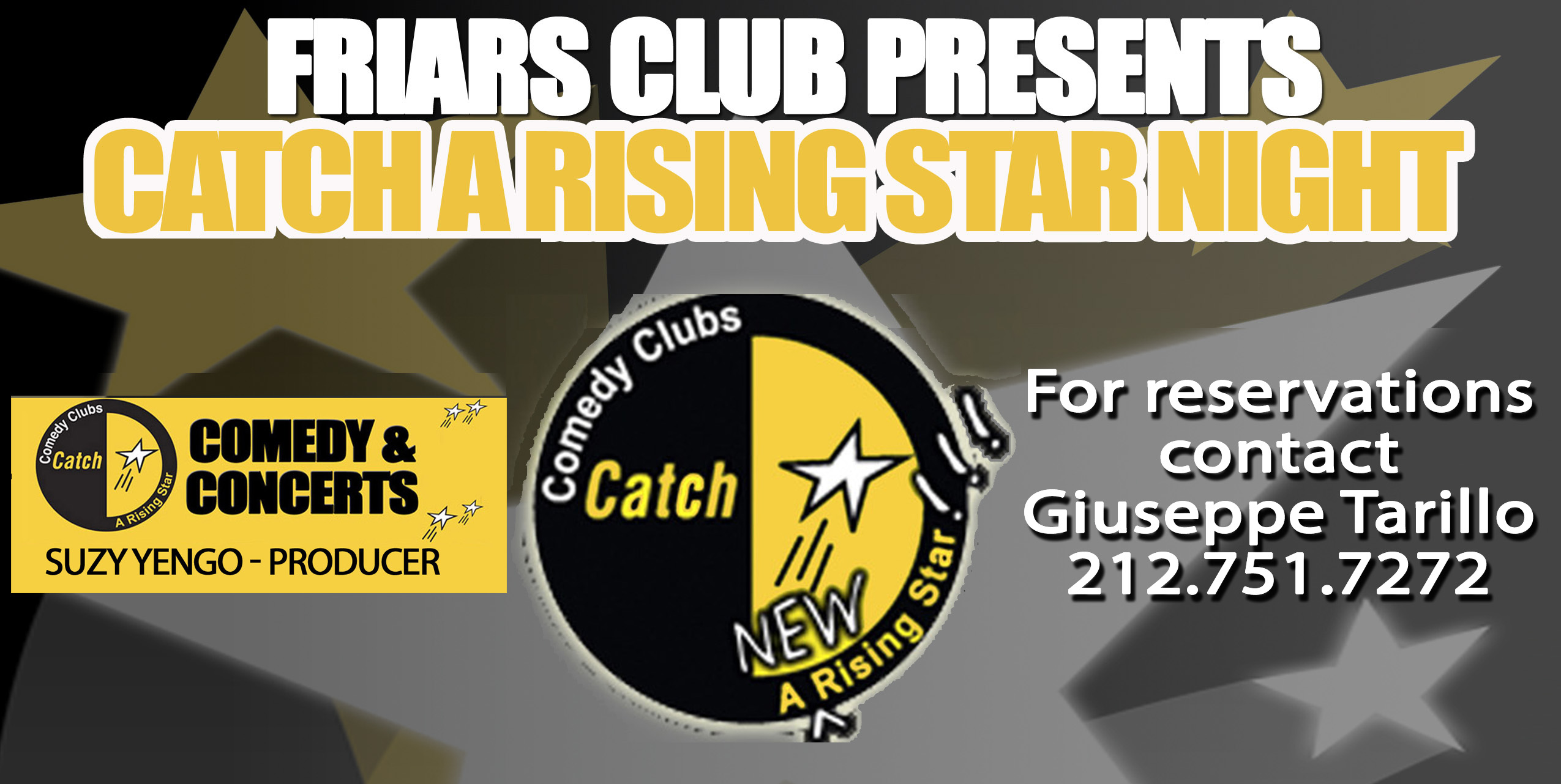Catch A NEW Rising Star Night
